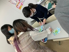 【柏】イラストコース手作りカレンダー★
