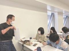 【柏】専門コース、授業がはじまりました!