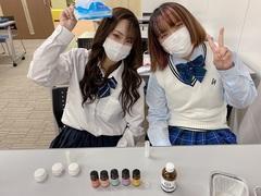 【柏】メイク・美容コースの専門授業☆
