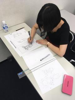 【神戸】イラストの体験授業に潜入♪♪