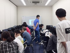 【神戸】ゲームプログラミングの体験レポ☆