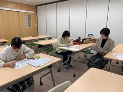 【高知】2019年最後の進学コース授業でした。