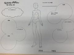 【高知】★マンガ・イラスト★キャラデザイン編