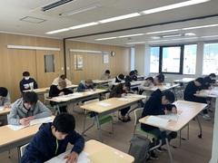 【高知】後期試験終了!!