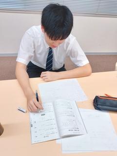 【高知】進学コース、頑張っています!