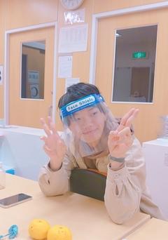 【高知】学校にフェイスシールドあるよ!
