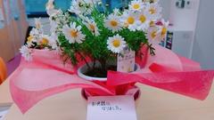 【高知】お花ありがとう♬