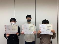 【高知】進学コース生徒躍進。英検準2級合格へ。