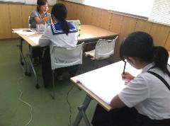 ☆オープンキャンパス実施しました(^^)ニコ☆熊本学習センター
