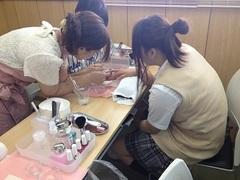☆ネイル検定...結果は?(*^^)v v(^^*) ヤッタネッ!☆熊本学習センター