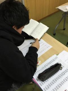 【熊本】試験前です☆熊本学習センター☆