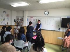 【熊本】もうすぐ卒業式~熊本学習センター