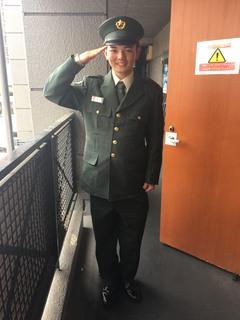 【熊本】卒業生が来てくれました!