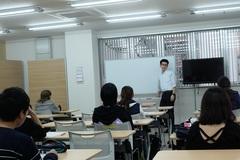 【熊本】1年生鹿児島スクーリングの説明会を行いました。