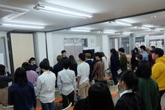 【熊本】卒業式の予行練習を行いました。