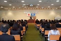 【熊本】平成30年度卒業式を執り行いました。