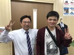 【熊本】嬉しい来客が!!