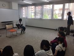 【熊本】演技の授業!楽しそうです!!