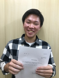 【熊本】進路決定おめでとう!②