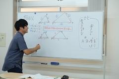 【熊本】数学ー学びなおし授業中