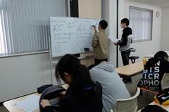 【熊本】試験対策の授業を行っています!