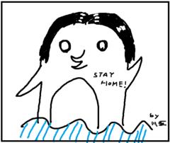 【熊本】#STAY HOME 川坂①