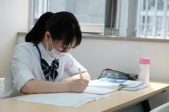 【熊本】勉強の風景