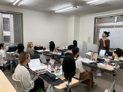 【熊本】今日のメイクの授業は人が多い?