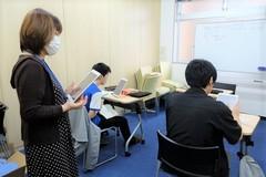 【熊本】AI大学進学コース:AI教材利用の様子