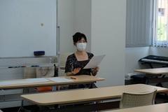 【熊本】久しぶりに専門授業が行われました。