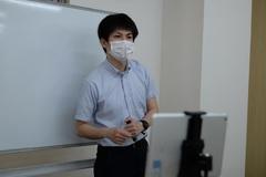 【熊本】終業式を行いました(3年)