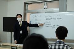 【熊本】進路講演会を行いました。