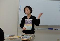 【熊本】韓国語の授業風景