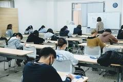 【熊本】後期試験はじまりました!