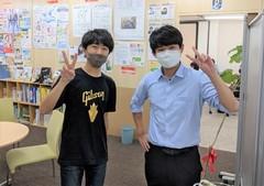 【熊本】卒業生が遊びにきてくれました
