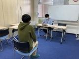 【熊本】面接の練習をしています。