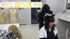 【☆ちょこっと体験☆】盛り髪ヘアアレンジ体験! ~美容・メイクコース~