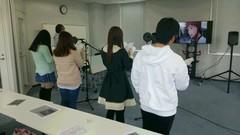 【京都】声優コース!アフレコ体験授業がありました!