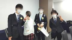 【京都】卒業式オフショット☆