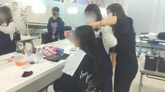 【京都】メイクアップアーティストのお仕事体験(3/27ジョブフェスタレポート☆)