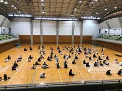 【京都】体育スクーリング頑張りました(^^)/