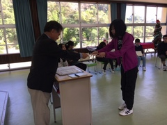 【名護本校】終業式&クリスマスパーティー①