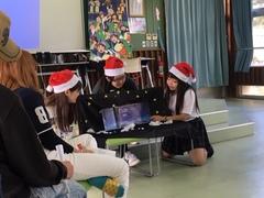 【名護本校】終業式&クリスマスパーティー②