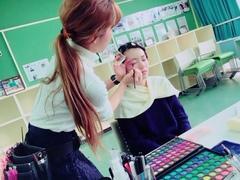 【名護本校】土曜日開催!ヘアメイクワークショップ