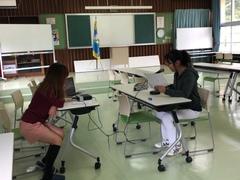 【名護本校】声優専攻の授業☆