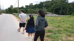 【名護本校】学校周辺をお散歩