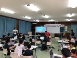 【名護本校】小中学生向けプログラミング教室