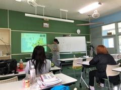 【名護本校】第2回韓国語授業