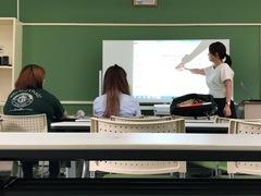 【名護本校】第4回韓国語授業