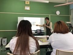【名護本校】第5回韓国語授業
